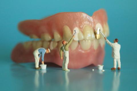 Dentální hygiena a Airflow